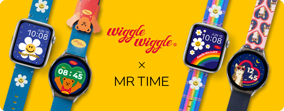MR TIME - The world's simplest way to make watch faces